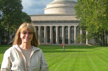 Lynn Conway at MIT in 2008