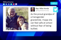 Mike Honda Granddaughter Tweet (Tagboard)