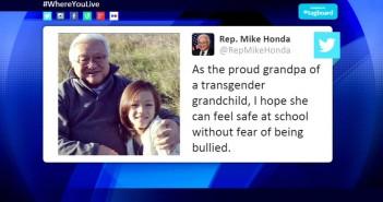 Mike Honda Granddaughter Tweet (Tagboard)