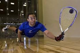 Racquet-ball