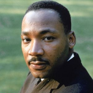 The Rev. Martin Luther King, Jr.