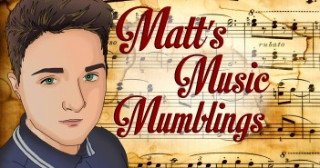 Matt's Music Mumblings #2