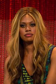 Laverne Cox plays a transgender woman in Orange is the New Black