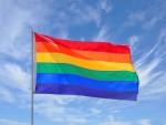 GLBT Pride flag