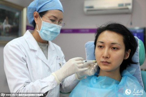 Liu Ting before her Gender Reassignment Surgery