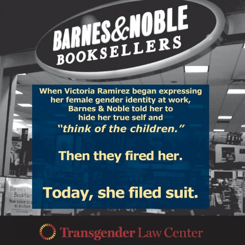Barnes and Noble Discrimination Lawsuit