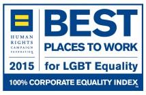 HRC Best Places Logo