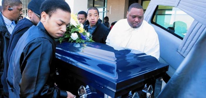 Keyshia Blige Funeral