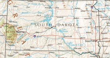 South-Dakota-Map