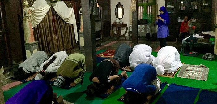 Inside the world's first trans mosque