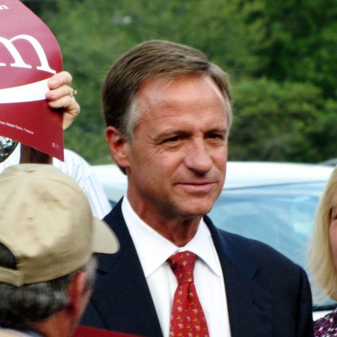 Tennessee Governor Bill Haslam signed a bill allowing counselors to refuse to treat LGBT patients.