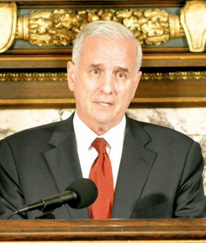 Governor Mark Dayton was critical of North Carolina's HB 2