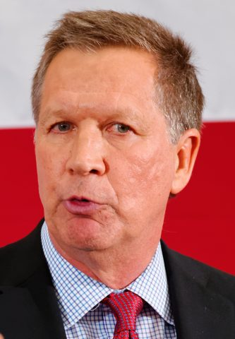 Ohio Governor and Presidential Candidate John Kasich expressed doubts about HB 2