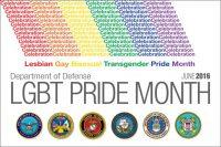 Department of Defense LGBT Pride