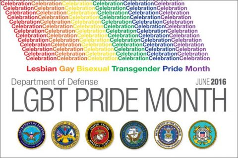 Department of Defense LGBT Pride