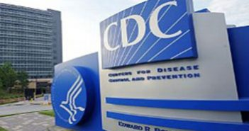 CDC SIgn in front of their office building