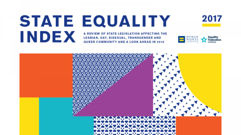 HRC State Equality Index Cover