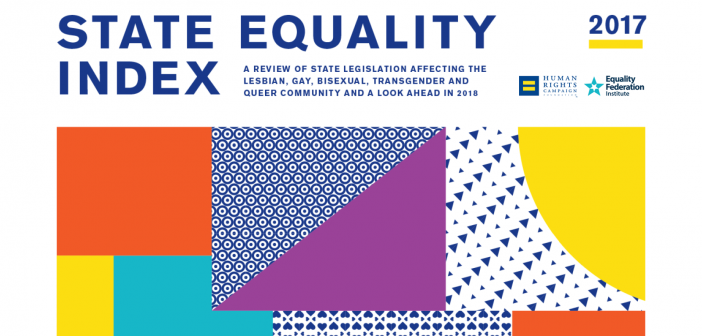 Human Rights Campaign Releases State Equality Index