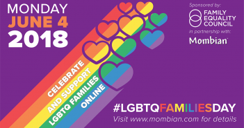 Pride Month – LGBTQ Family Day June 4th
