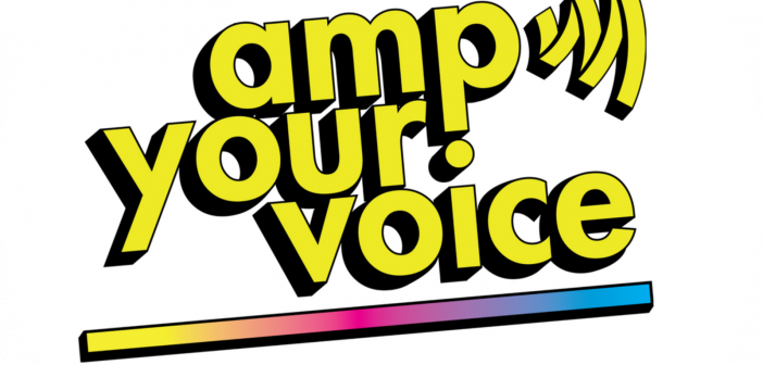 "Pride Month – GLAAD Launches ""Amp Your Voice"" Traveling Billboard"